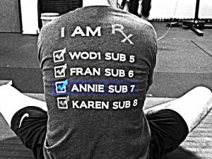 En CrossFit, êtes-vous RX or not RX ?