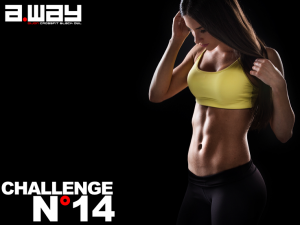 A.WAY CHALLENGE N°14 – Pyramide Burpee Squat !