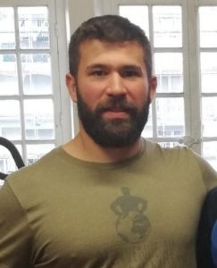 Michael Dallery - Coach sportif